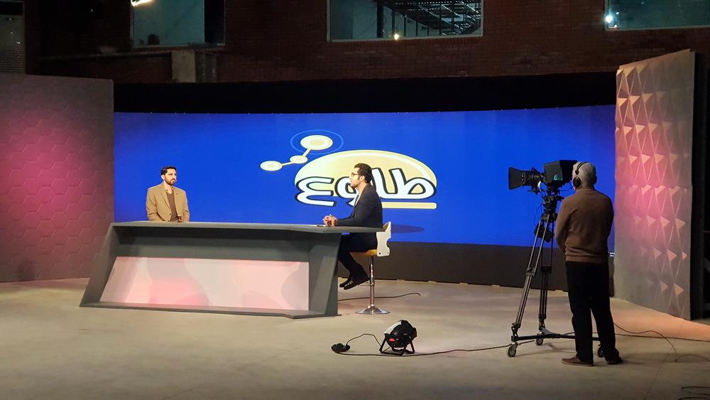 حضور در برنامه تلویزیونی طلوع