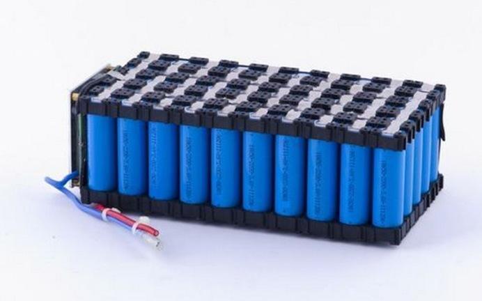 پکینگ باتری لیتیومی