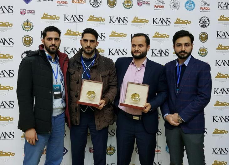 کسب مقام نخست در رقابت علمی کنز بنیاد جایزه مصطفی (ص)